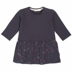 Alpine Dot Knit Dress 4