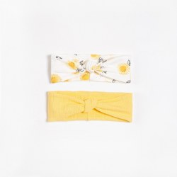 Sunflowers Headbands 0-6m