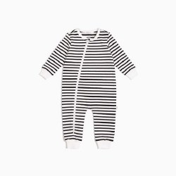 Bagel Stripe Playsuit 12m