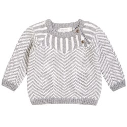 Winter Knit Sweater 3-6m
