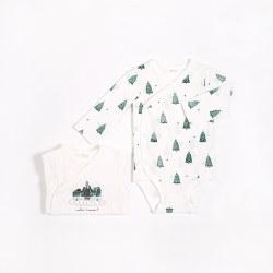 Evergreen Onsie 2pk NB