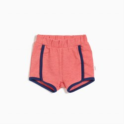 Sandlot Terry Shorts Red 7