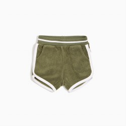 Camp Terry Shorts Forest 3T