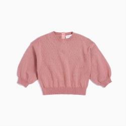Merino Sweater Rose 4T