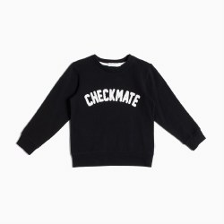 Checkmate Sweatshirt 2T