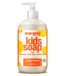 Everyone Soap Kids Orange Squeeze - CURBSIDE ONLY