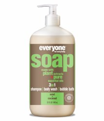 Everyone Soap Mint Coconut - CURBSIDE ONLY
