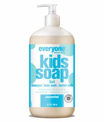 Everyone Soap Unscented - CURBSIDE ONLY
