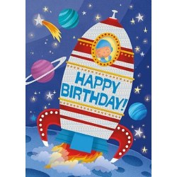 Greeting Card Space
