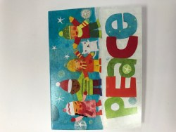 Holiday Enclosure Card