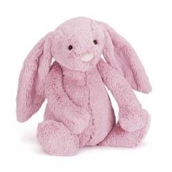 Bashful Bunny Tulip Pink Medium