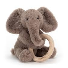 Shooshu Elephant Ring Toy