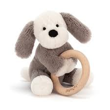 Shooshu Puppy Ring Toy
