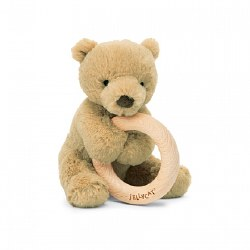 Shooshu Bear Ring Toy