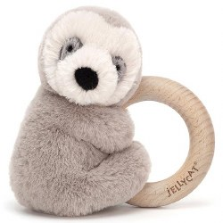 Shooshu Sloth Ring Toy