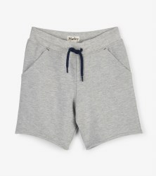 Grey Terry Shorts 2