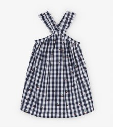 Cherries Criss Cross Dress 4T