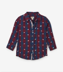 Button Down Shirt Rex 2