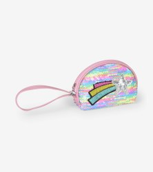 Rainbow Star Mini Change Purse