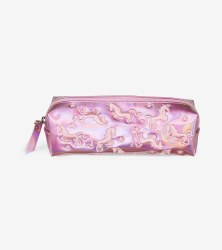 Holographic Horses Pencil Case