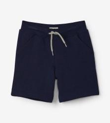 Navy Terry Shorts 7
