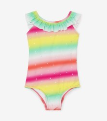 Shimmer Rainbow Swimsuit 2