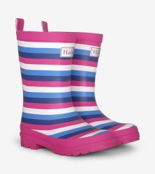 Rain Boots Summer Stripe 3Y