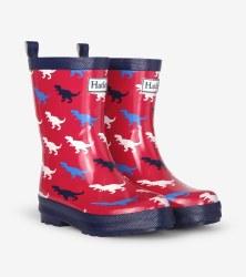 Rain Boots T-Rex 10