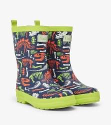 Rain Boots Dino Fossils 9