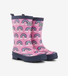Rain Boots Rainbows 4T