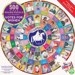 Votes for Women 500pc Puzzle