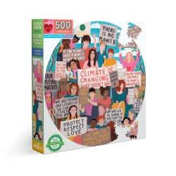 Climate Action 500 pc Puzzle