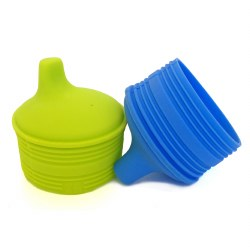 Silicone Sippy Top