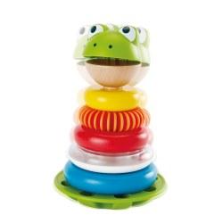 Mr Frog Stacking Rings
