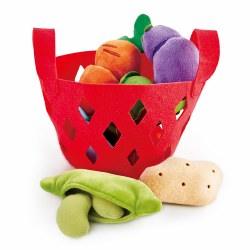 Toddler Vegetables Basket