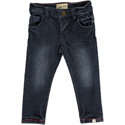 Navy Slim Fit Jean 6-7y