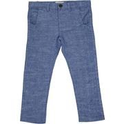 Blue Trousers 3-4y