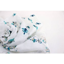 Wash Cloth Set Peacock