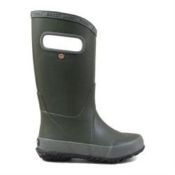 Rainboot Dark Green 2Y