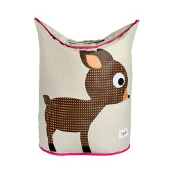 Laundry Hamper Deer
