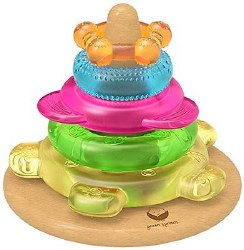 Dream Window Stacking Teether
