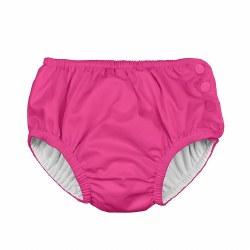 Swim Diaper Hot Pink 12m