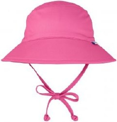 Breatheasy Bucket Hat Hot Pink 0-6m