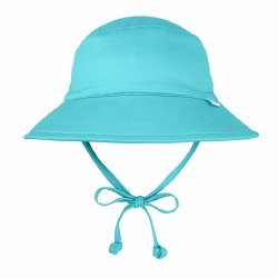 Breatheasy Bucket Hat Aqua 0-6m