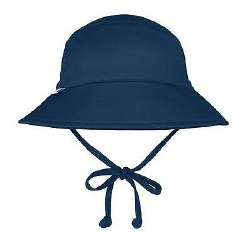 Breatheasy Bucket Hat Navy 0-6