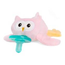 WubbaNub Pink Owl