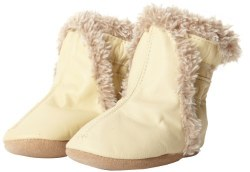 Classic Bootie Natural 0-6m