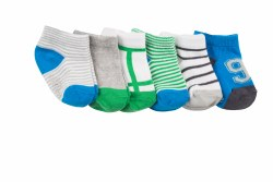 Socks Sporty Spencer 6-12m