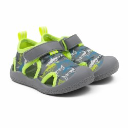 Remi Sharks Water Shoes 6T