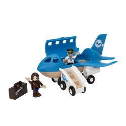 Airplane Boarding Playset
